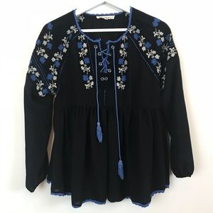 TAKING BEST OFFER❗️Altar'd State Lace Up Top